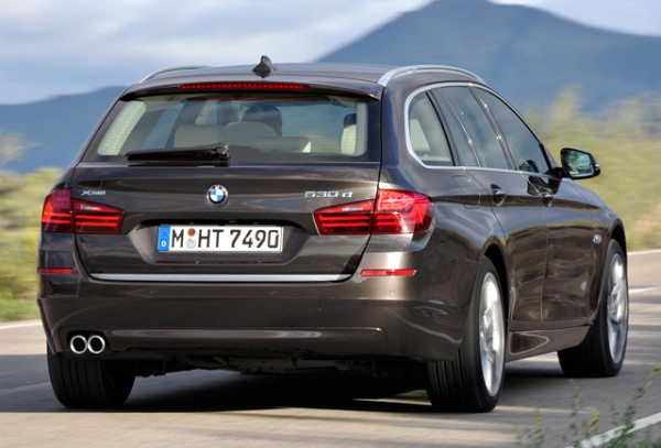 Foto gallery 4 per l'Offerta Noleggio Lungo Termine BMW Serie 5