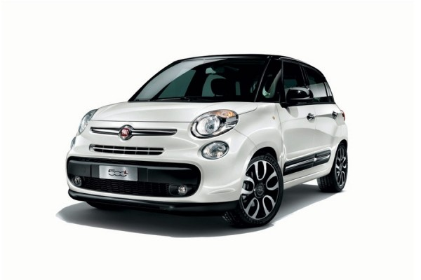 noleggio a lungo termine fiat 500l pop star diesel. Black Bedroom Furniture Sets. Home Design Ideas