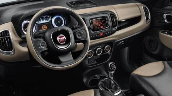 Foto gallery 2 per l'Offerta Noleggio Lungo Termine Fiat 500L Cross 1.3- Offerta Be Free Pro Plus