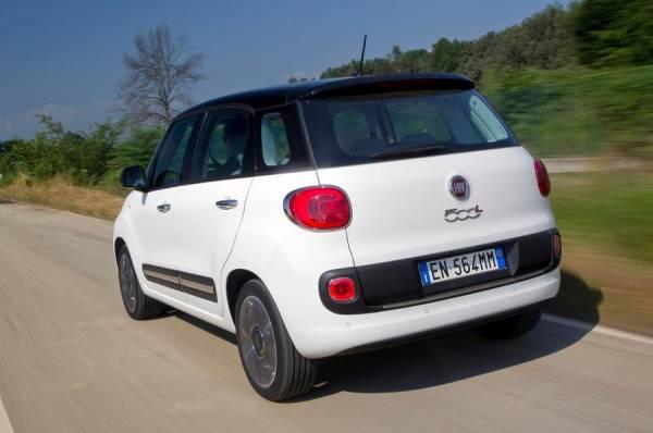Foto gallery 2 per l'Offerta Noleggio Lungo Termine Fiat 500L Pro