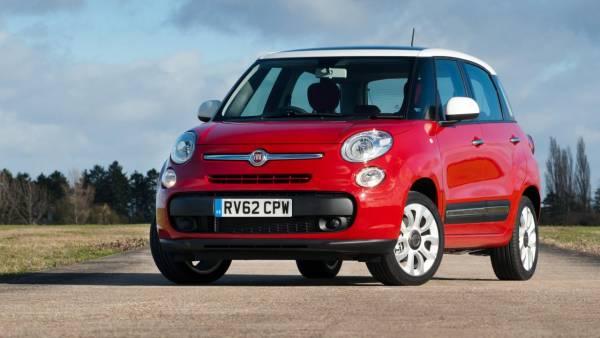 Foto gallery 1 per l'Offerta Noleggio Lungo Termine Fiat 500L Pro