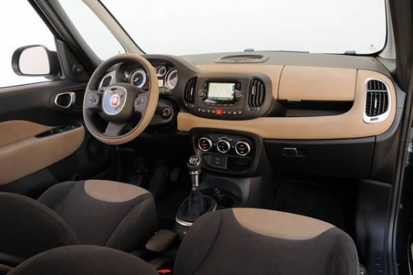Foto gallery 1 per l'Offerta Noleggio Lungo Termine Fiat 500L Living