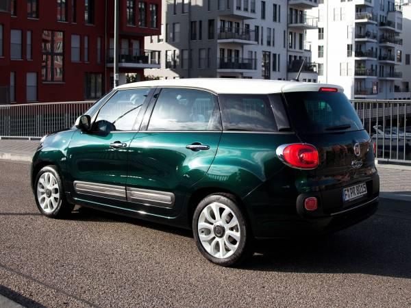 Foto gallery 2 per l'Offerta Noleggio Lungo Termine Fiat 500L Living