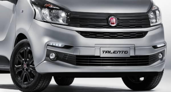 Foto gallery 2 per l'Offerta Noleggio Lungo Termine Fiat Talento - Offerta Be Free Pro Plus