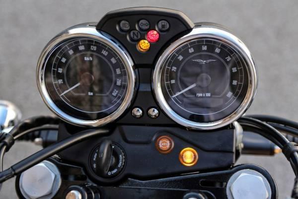 Foto gallery 2 per l'Offerta Noleggio Lungo Termine Moto Guzzi V7 III
