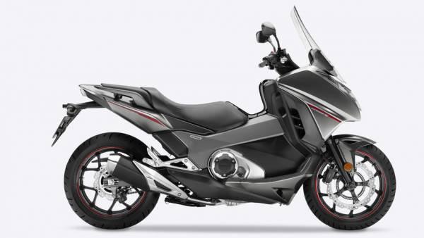 Noleggio Lungo Termine Honda Integra 750 Facilerent