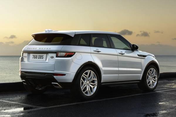 Foto gallery 2 per l'Offerta Noleggio Lungo Termine Land Rover Evoque BULK