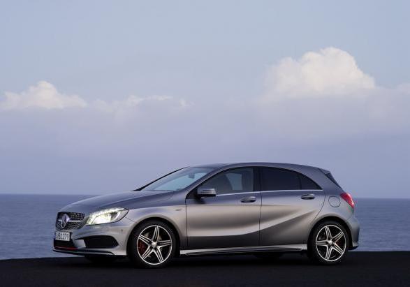 Foto gallery 4 per l'Offerta Noleggio Lungo Termine Mercedes Classe A