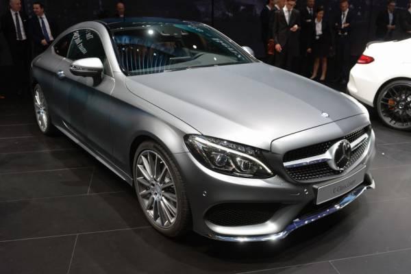 Foto gallery 1 per l'Offerta Noleggio Lungo Termine Mercedes Classe C Coupè