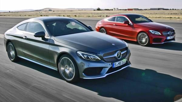 Foto gallery 3 per l'Offerta Noleggio Lungo Termine Mercedes Classe C Coupè
