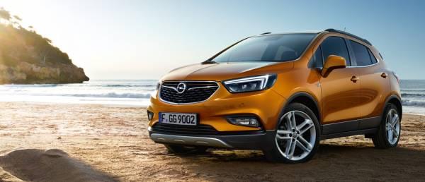 Foto gallery 1 per l'Offerta Noleggio Lungo Termine Opel Mokka X
