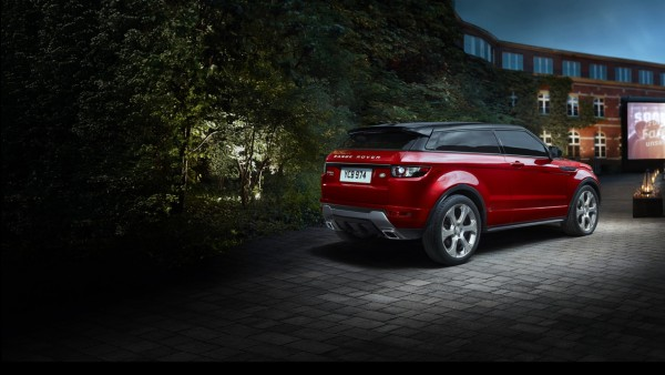 Foto gallery 1 per l'Offerta Noleggio Lungo Termine Land Rover Range Rover Evoque