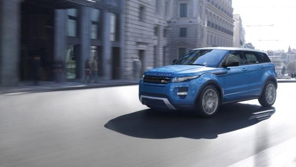 Foto gallery 5 per l'Offerta Noleggio Lungo Termine Land Rover Range Rover Evoque