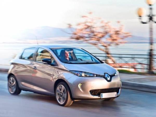 Foto gallery 1 per l'Offerta Noleggio Lungo Termine Renault Zoe