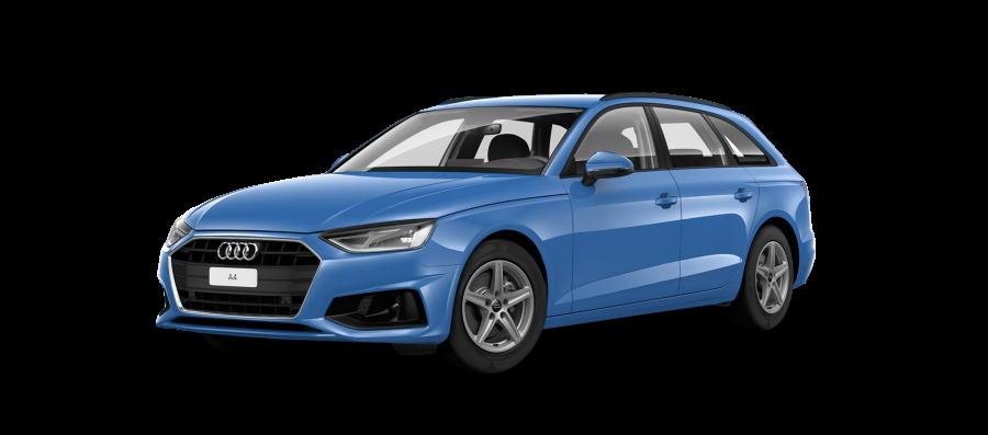 Noleggio Lungo Termine Audi A4 Avant Ibrida