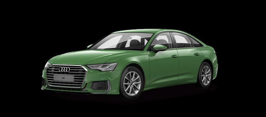 Noleggio Lungo Termine Audi A6 Ibrida