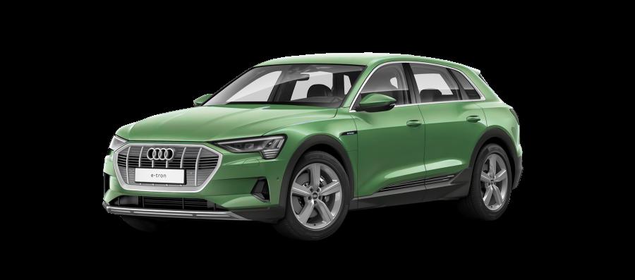 Noleggio Lungo Termine Audi E-Tron Elettrica