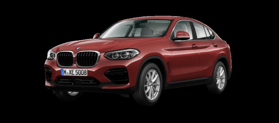 Noleggio Lungo Termine BMW X4