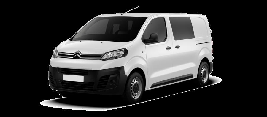 Noleggio Lungo Termine Citroën Jumpy