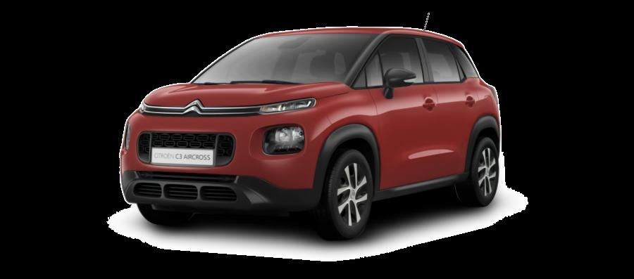 Noleggio Lungo Termine Citroën C3 Aircross