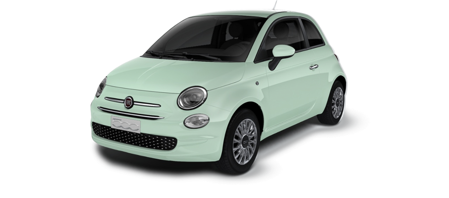 Noleggio Lungo Termine Fiat 500 Ibrida