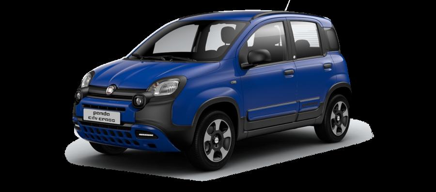 Fiat Panda Ibrida img-0