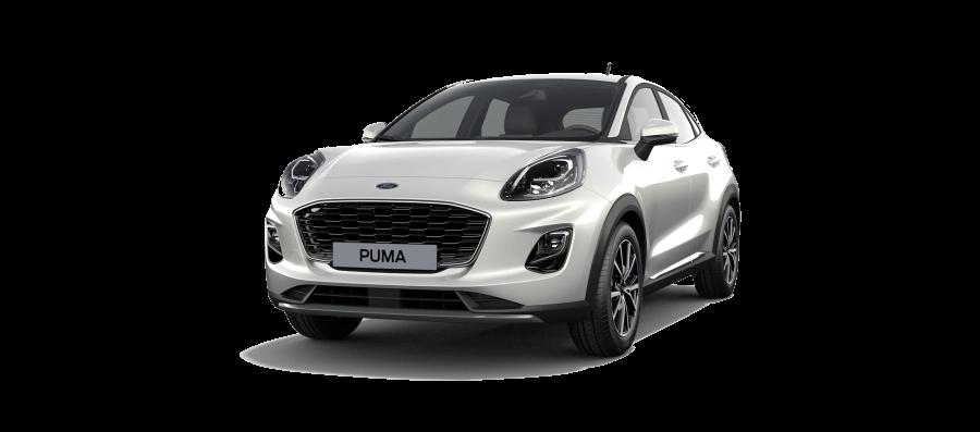Noleggio Lungo Termine Ford Puma Hybrid