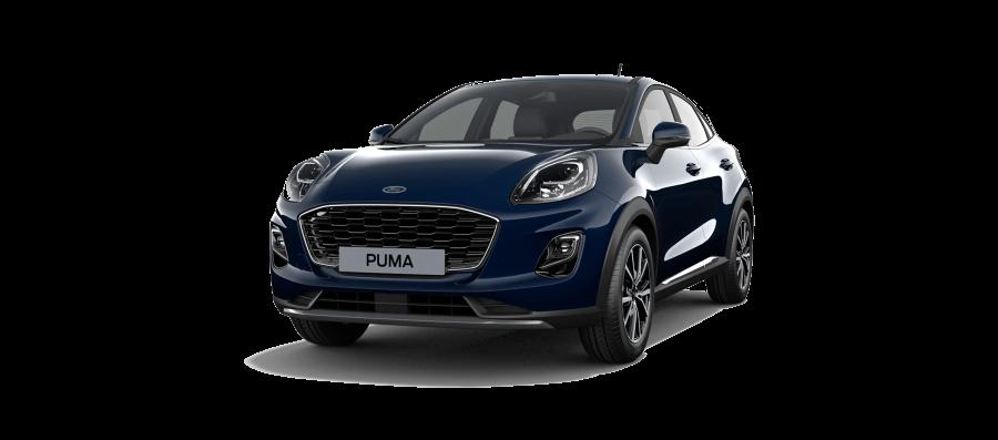 Offerta del Mese Noleggio Lungo Termine Ford Puma Ibrida Light