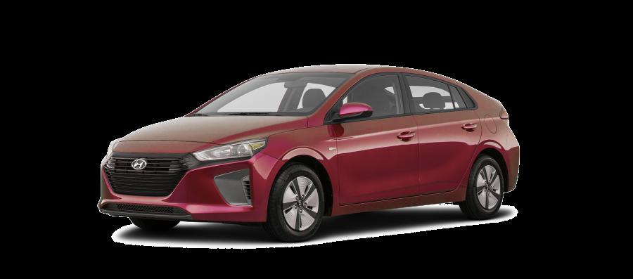 Noleggio Lungo Termine Hyundai Ioniq Ibrida