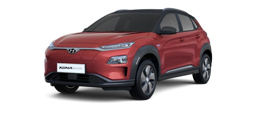 Noleggio Lungo Termine Hyundai Kona