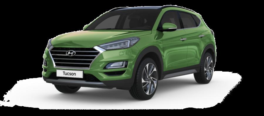 Hyundai Tucson Ibrida img-0