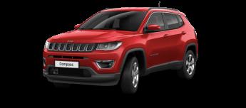 Offerta del Mese Noleggio Lungo Termine Jeep Compass Premium