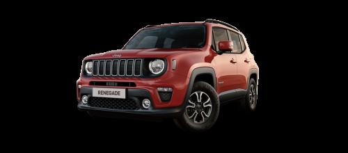 Noleggio breve termine Jeep Renegade