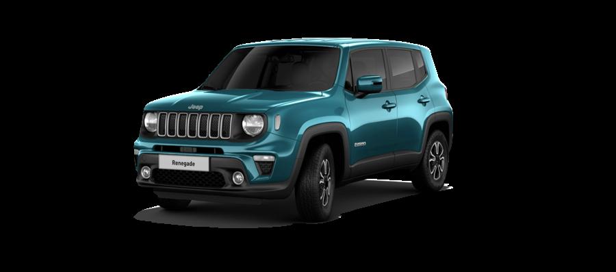 Offerta Top del Noleggio a lungo termine Jeep Renegade Ibrida Light