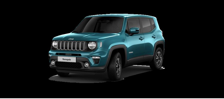 Noleggio Lungo Termine Jeep Renegade Ibrida
