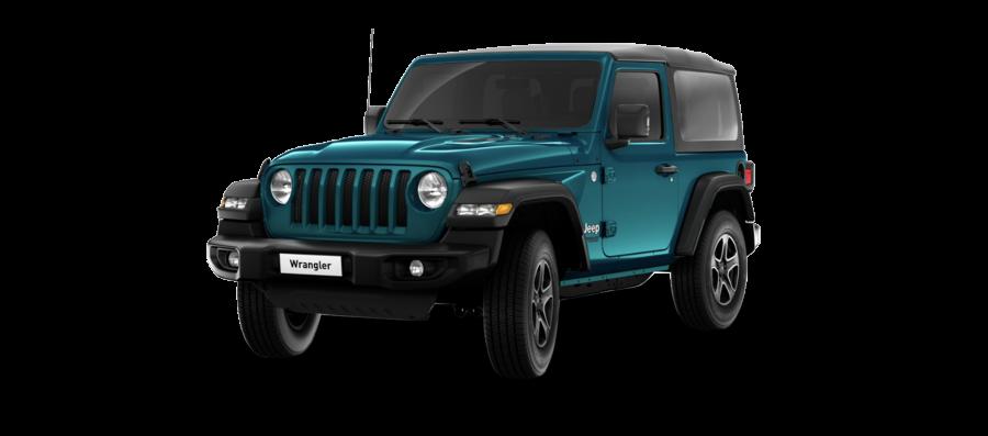 Noleggio Lungo Termine Jeep Wrangler