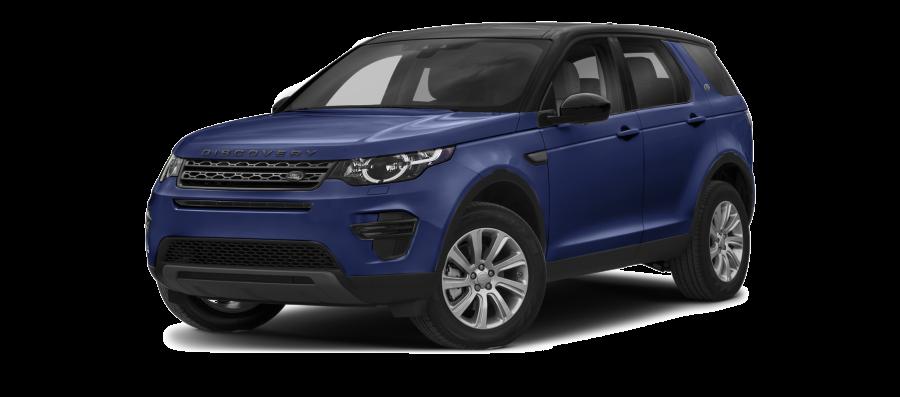 Noleggio Lungo Termine Land Rover Discovery Sport Ibrida