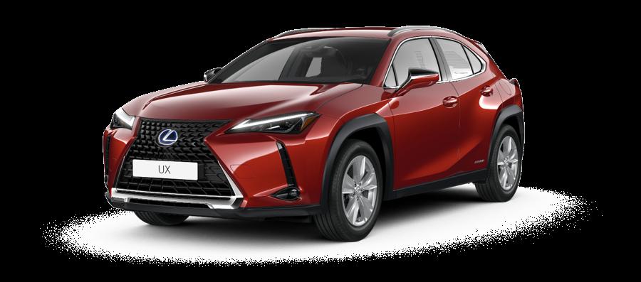 Noleggio Lungo Termine Lexus UX Ibrida