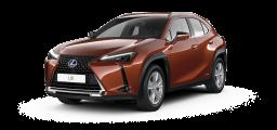 Lexus UX Ibrida img-0