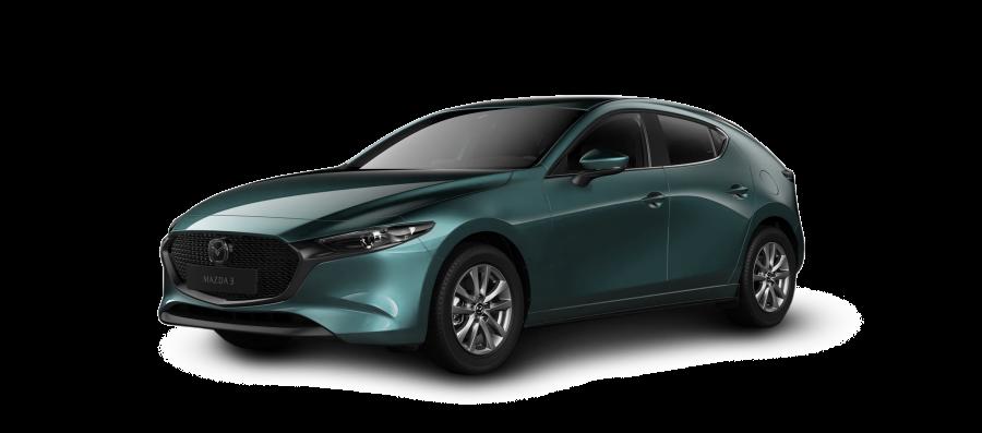 Noleggio Lungo Termine Mazda 3 Ibrida