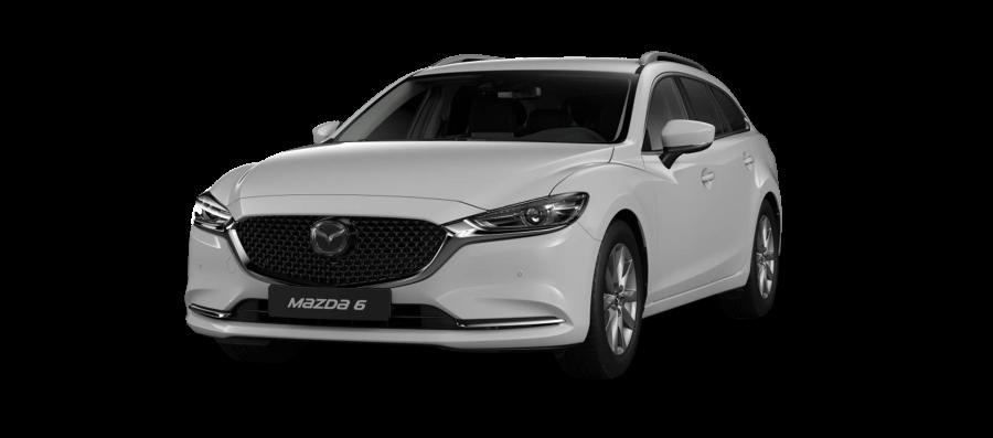 Noleggio Lungo Termine Mazda 6 SW