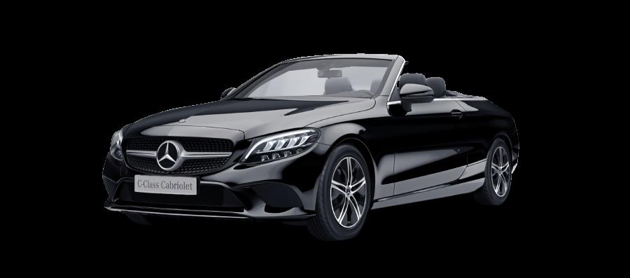 Noleggio Lungo Termine Mercedes Classe C Cabrio