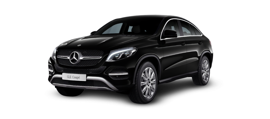 Mercedes GLE Coupé img-0