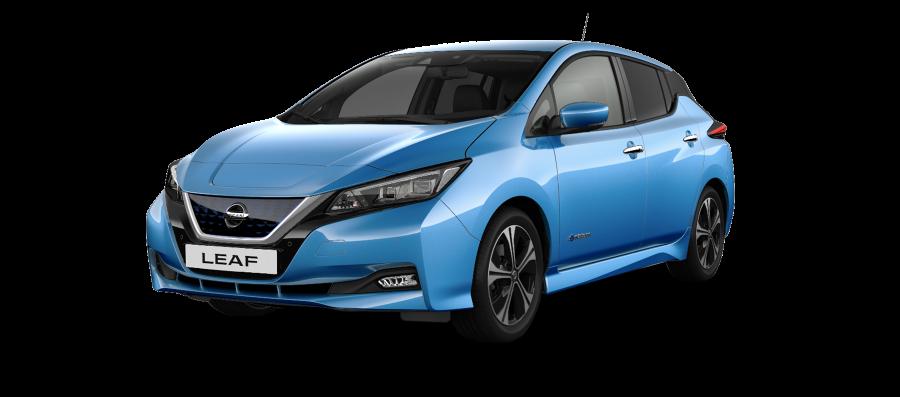 Noleggio Lungo Termine Nissan Leaf