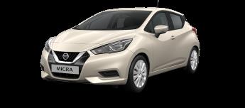 Noleggio Lungo Termine Nissan Micra
