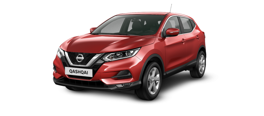Noleggio Lungo Termine Nissan Qashqai