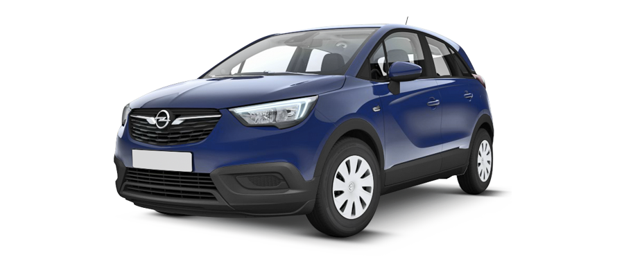 Offerta Top del Noleggio a lungo termine Opel Crossland X Light