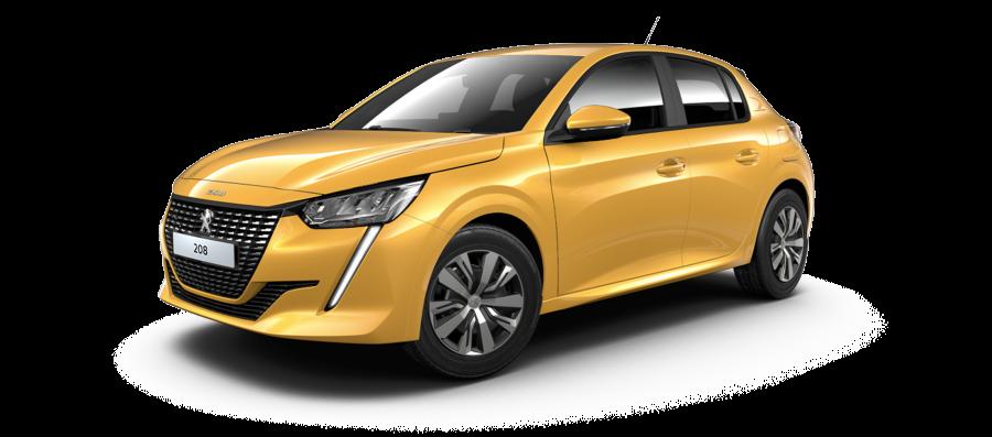 Noleggio Lungo Termine Peugeot 208