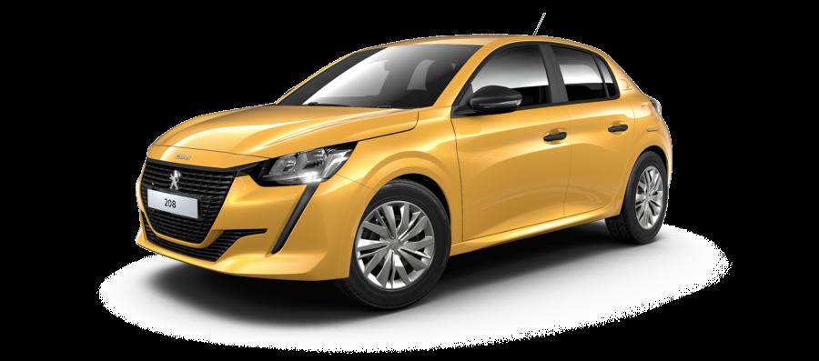 Noleggio Lungo Termine Peugeot 208 Elettrica