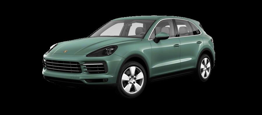 Noleggio Lungo Termine Porsche Cayenne Ibrida